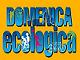 1° Domenica Ecologica