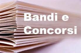 AVVISO BANDO CONCORSO PUBBLICO