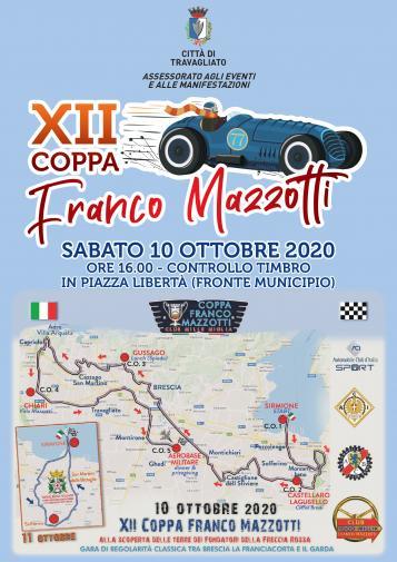 XII Coppa Franco Mazzotti