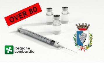 Campagna Prenotazione Vaccini Anti Covìd-19 - Over 80