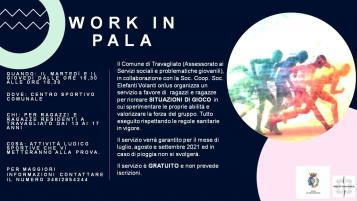 work in pala