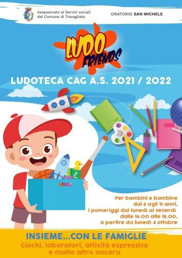 C.A.G. Ludoteca