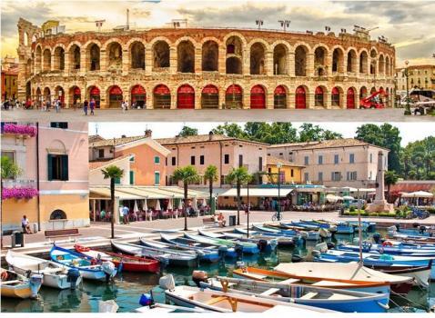 Gita anziani a Verona e Bardolino del 24/09/2016