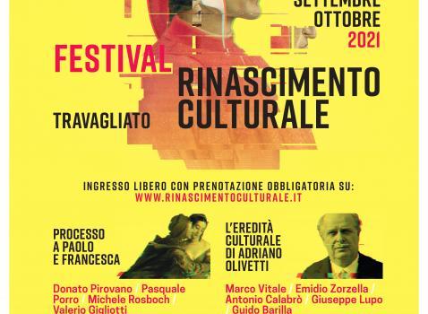 Festival Rinascimento Culturale 2021